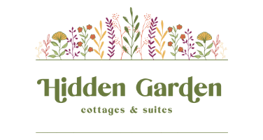 Hidden Garden Cottages & Suites Logo